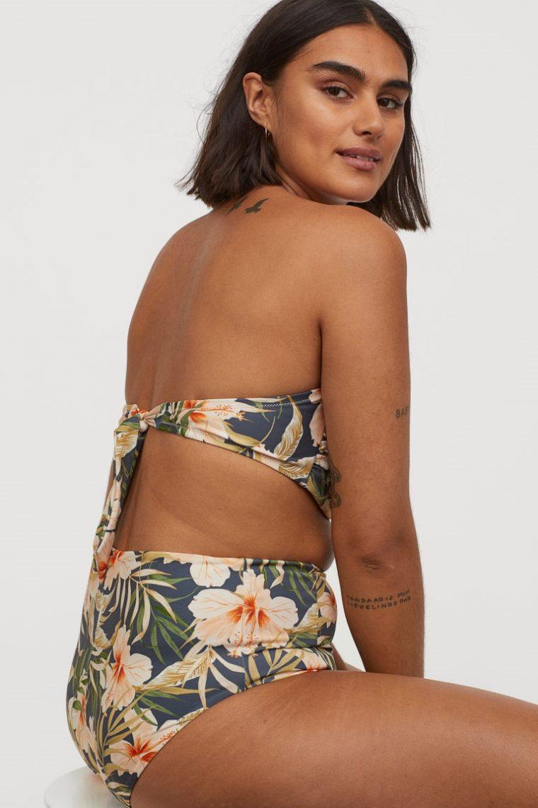 kostium kąpielowy H&M