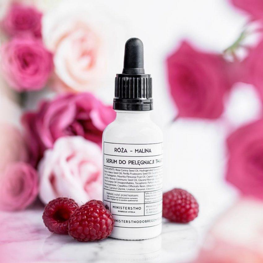 Serum Róża-Malina Ministerstwo Dobrego Mydła