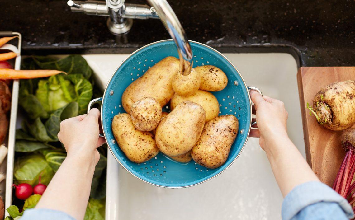 dieta ziemniaki
