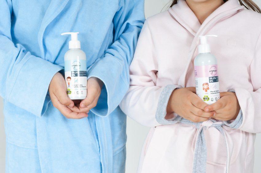 Płyn do higieny intymnej 4organic