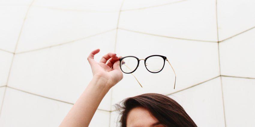 oczy wada wzroku okulary