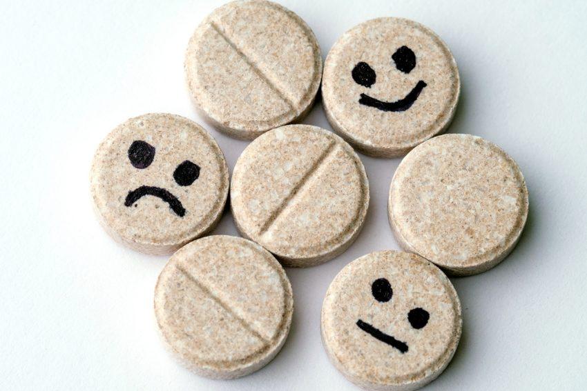 Tabletki na uspokojenie