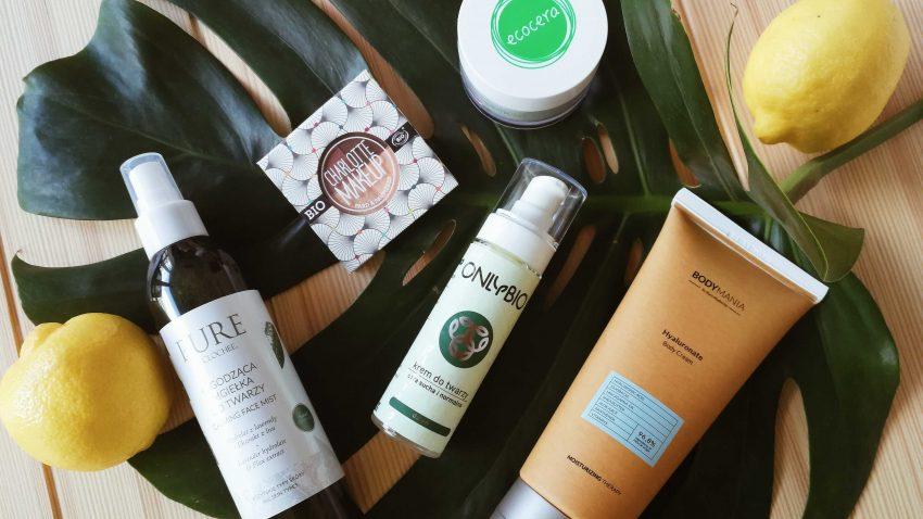 Kosmetyki naturalne w drogeriach Hebe