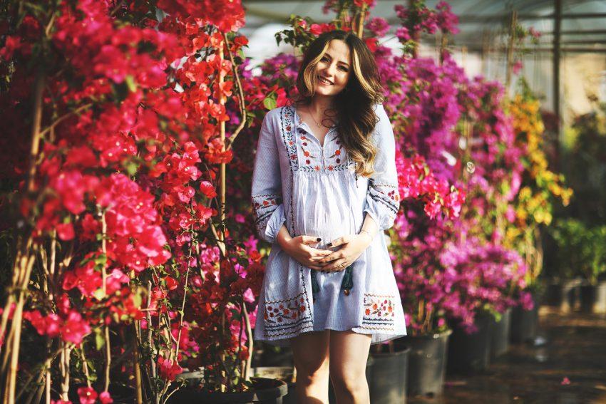 22 tydzień ciąży - zmiany zachodzące u dziecka i u kobiety