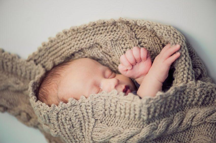 Ciemieniucha u niemowlaka - przyczyny i metody leczenia