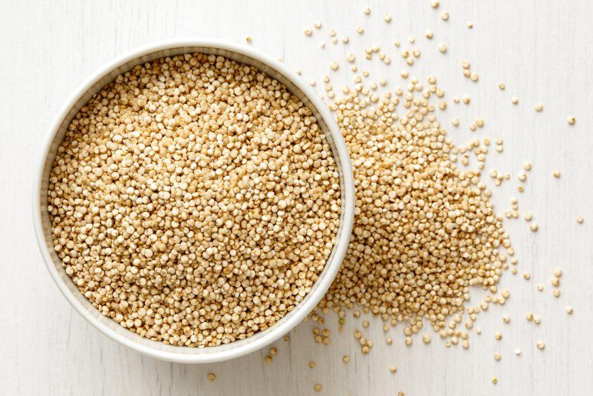 Komosa ryżowa czyli quinoa (źródło - gettyimages.com)