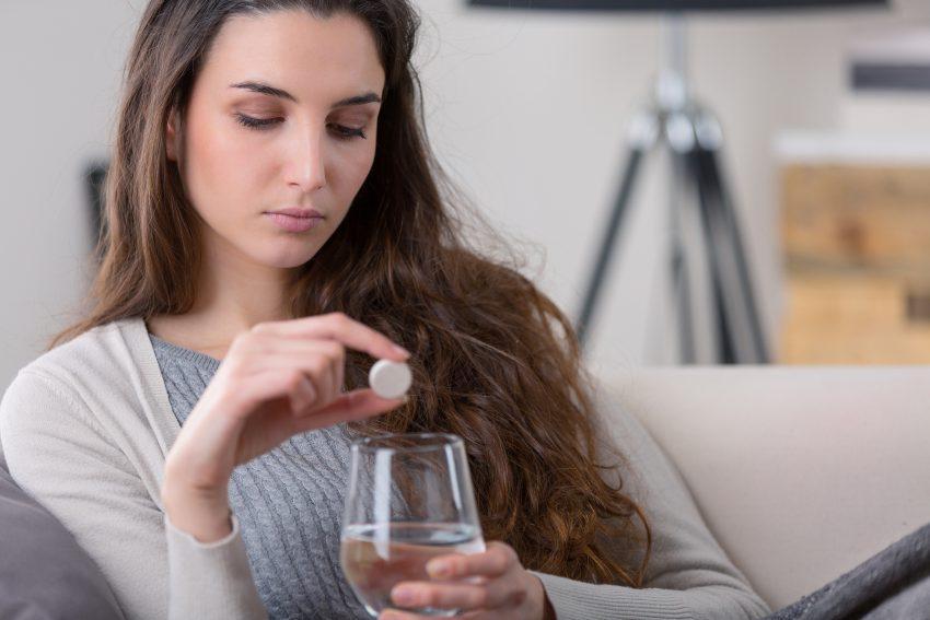 Aspiryna (źródło - www.gettyimages.com)