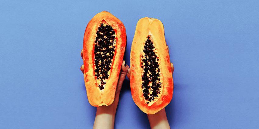 papaja owoc