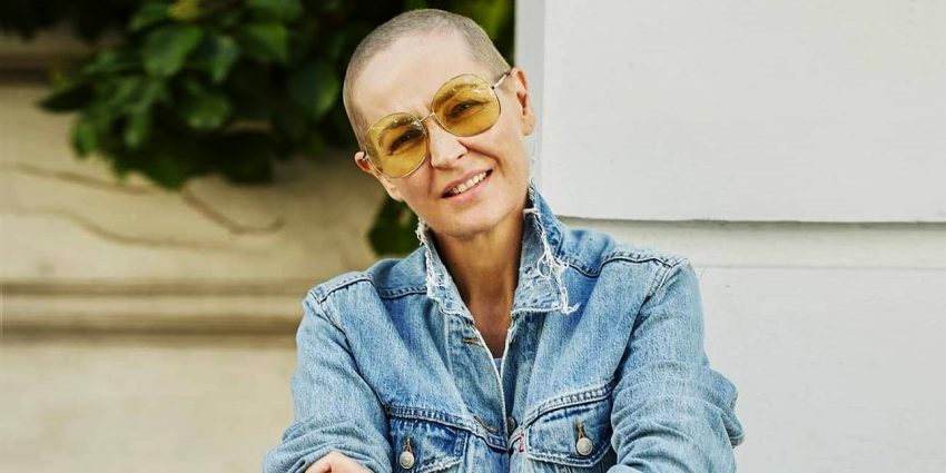 Anna Puślecka choruje na raka piersi