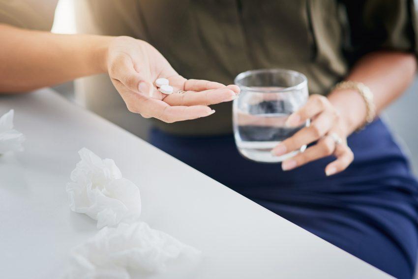 Stosowanie antybiotyków / istockphoto.comStosowanie antybiotyków / istockphoto.com
