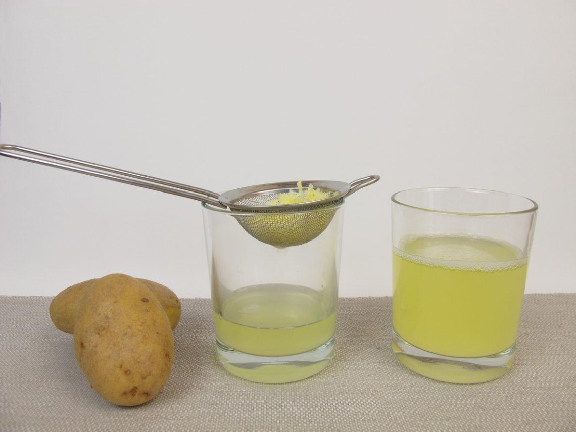 Sok z ziemniaka - jego właściwości i zastosowanie