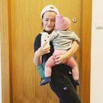 Olga Frycz w punkt o problemie każdej mamy niemowlaka