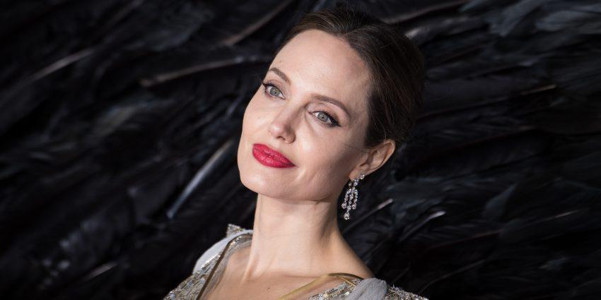 Angelina Jolie / gettyimages.com