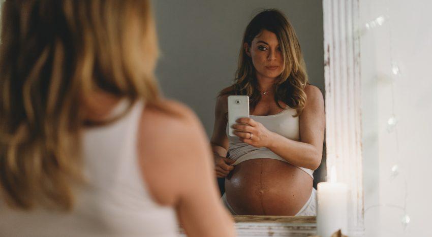 Opryszczka w ciąży - czy jest się czego bać?