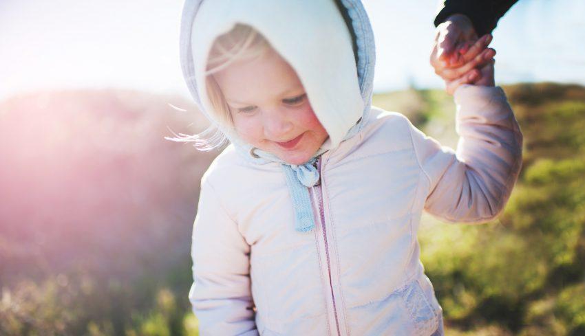mała dziewczynka