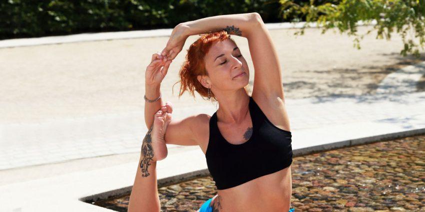 Aldona Filipiuk, instruktorka Ashtanga joga