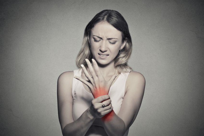 Objawy i leczenie zwichnięcia nadgarstka