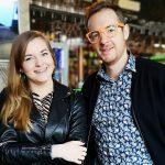 Tadeusz Muller i Magdalena Bury / Fot. Archiwum HZ