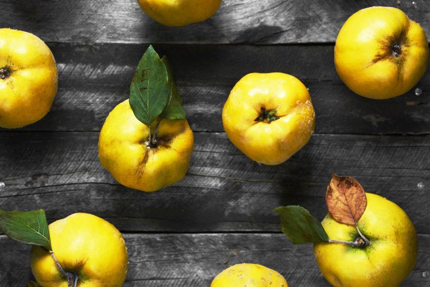 Pigwa - owoc w sam raz na zimowe infekcje!