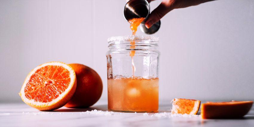 sok grejfrutowy
