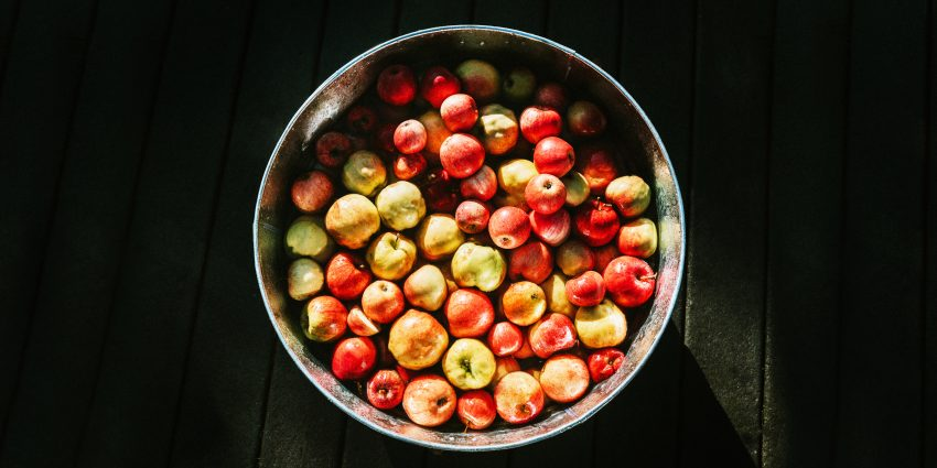 Spermidyna w jabłkach / istock