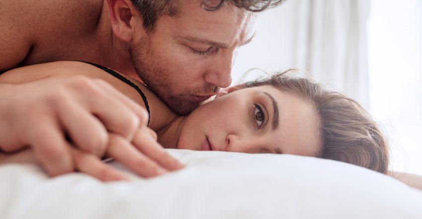 Brak popędu seksualnego / istock