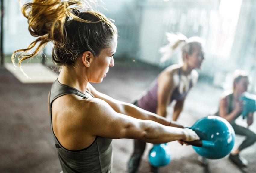 Trening a zdrowie / istock