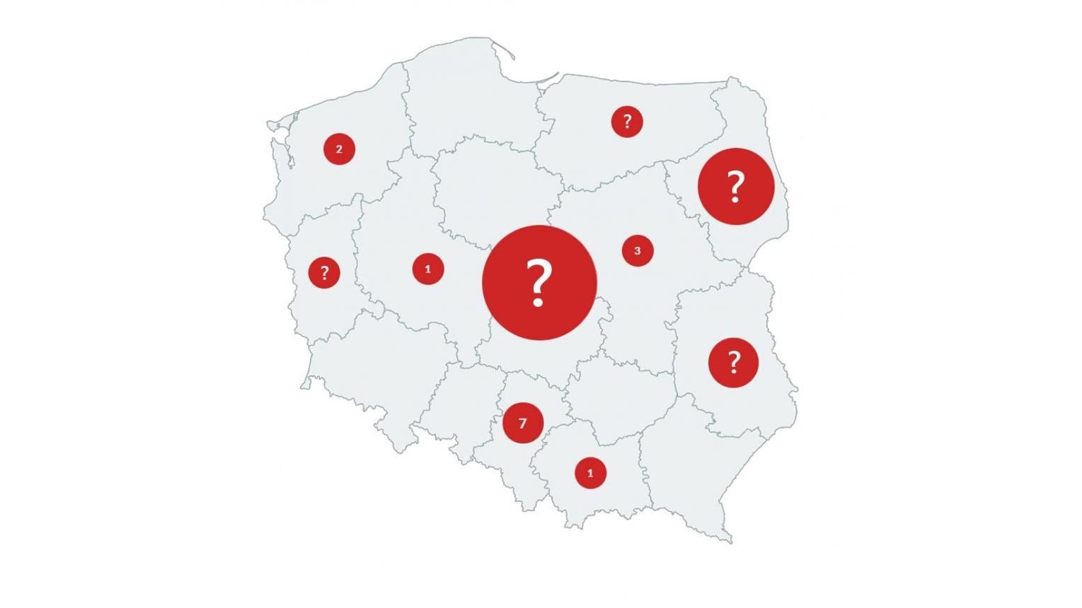 Koronawirus Covid 19 W Polse Mapa Hellozdrowie Pl