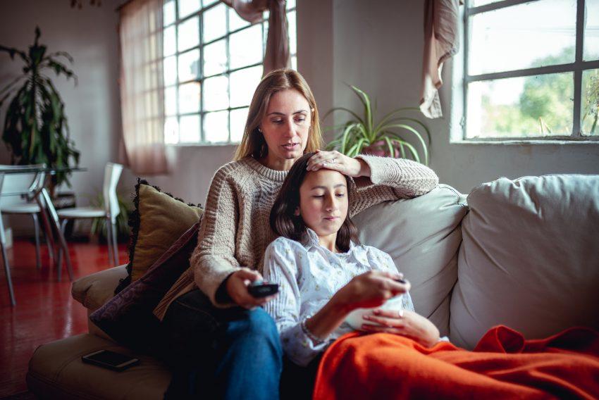 Zapalenie gardła u dziecka – objawy, domowe sposoby i leczenie