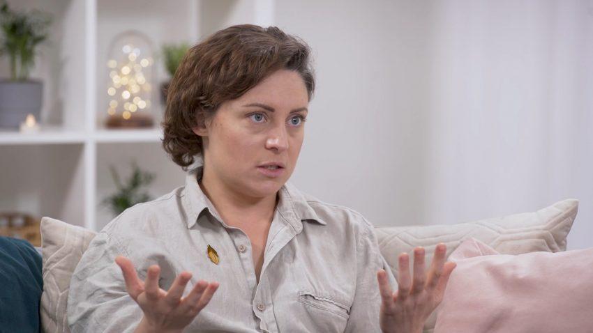 Kamila Raczyńska-Chomyn, doula i edukatorka seksualna, mówi o tym, dlaczego wstydzimy się miesiączki