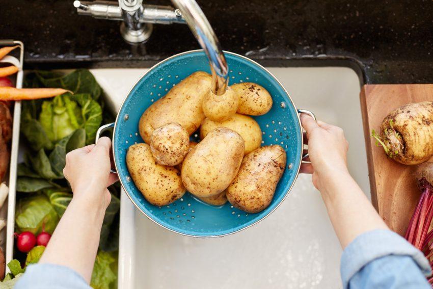 ziemniaki mają datę przydatności