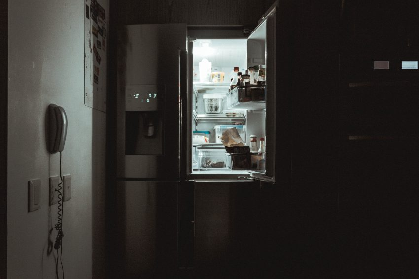 Korzystanie z lodówki też odbywa się według pewnych zasad.