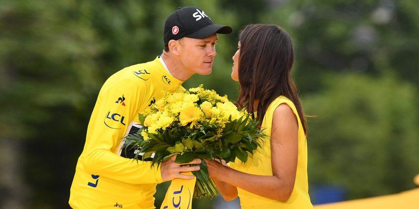 Tour de France - koniec z buziakami na podium