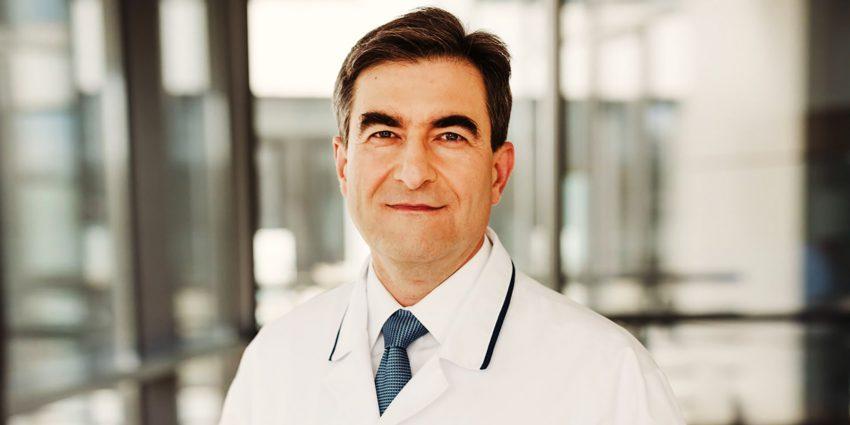 Kardiolog dr Michał Chudzik