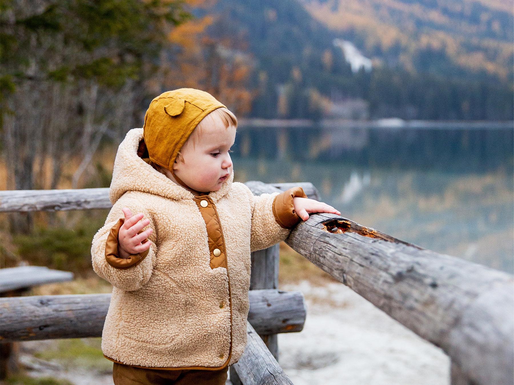 Kiedy zimno to za zimno dla dziecka? Wyjaśniamy, czy duży mróz wyklucza spacery