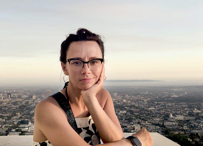 """Marta Wroniszewska, autorka książki """"Tu jest teraz twój dom""""/ fot. archiwum prywatne"""